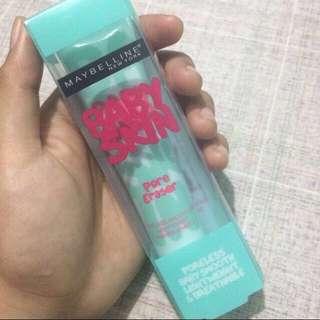 Maybelline Pore Eraser Face Primer
