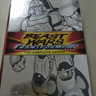 Transformers complete DVD