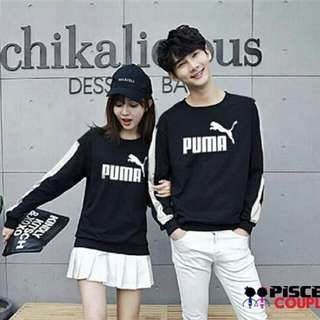 Sweater puma couple