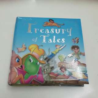 Treasury if Tales Story Book
