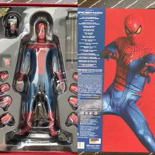 Hot Toys The Amazing Spiderman
