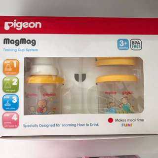 Pigeon magmag FREE Cussons baby package!