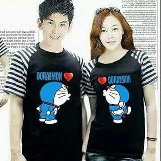 Doraemon couple