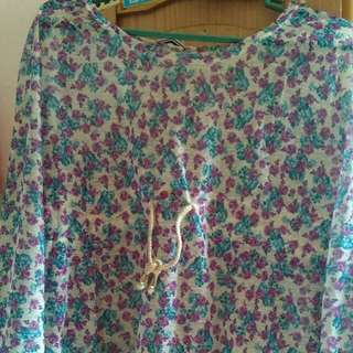 Batwing Floral