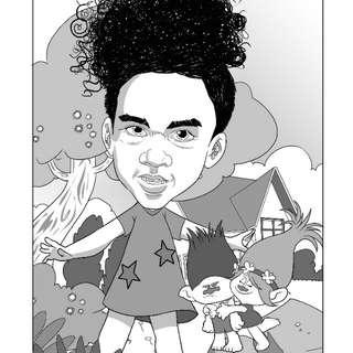 Karikatur/Caricature