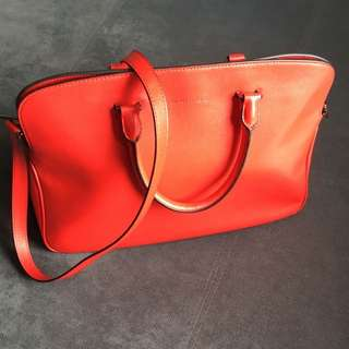 Charles and Keith Original Red Bag size XL