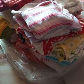 Second hand Newborn clothes