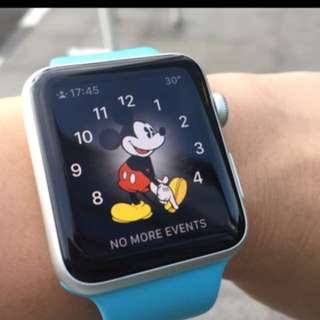 Iwatch seri 1 full set