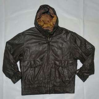 jaket kulit suburban