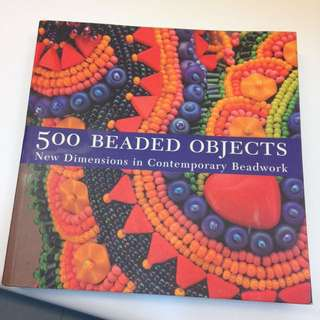 500 Beaded Objects 串珠藝術