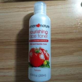 Human Nature Nourishing face toner 200 ml