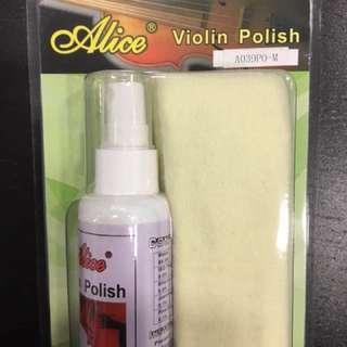 Violin polish