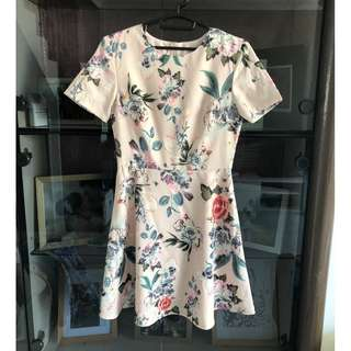 MDS Floral Dress - S Size