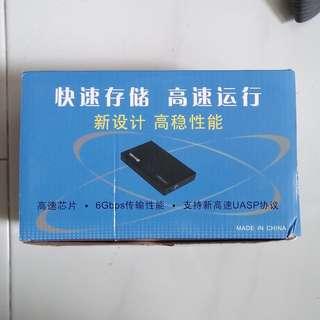 "BNIB 2.5"" / 3.5"" External Hard Disk Enclosure"