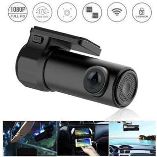 Car Camera - Brand New, Mini Wifi, Link to Phone App, Motion Detection, Night Vision
