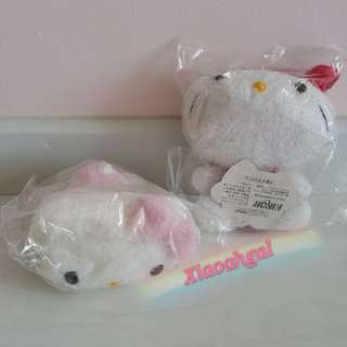 💖40% OFF ➡️ MY FOLLOWERS ONLY!💖🔴$29.90 ➡ $19.90🔴🏵12.5CM🏵🐰JAPAN SANRIO ORIGINAL - AUTHENTIC BRAND NEW +TAG (Clean in plastic)🐰HELLO KITTY HAND/WRIST REST Plush/Doll/Toy! (Best long hrs work/school) No Pet No smoker clean Hse