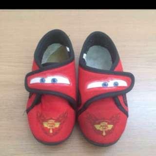 Sepatu Cars size 26 insole 18