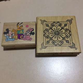 Rubber Stamps - Others