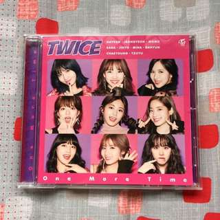 Twice One More Time Album Version C : Normal Version