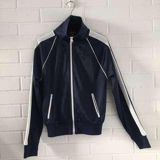 Forever 21 satin jacket