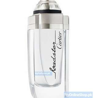 Roadster Cartier 100ml without packaging