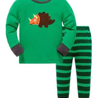 Little Kid Pajama/ House Wear  Design: as attach photo   Size: 2t, 3t, 4t, 5t, 6t, 7t
