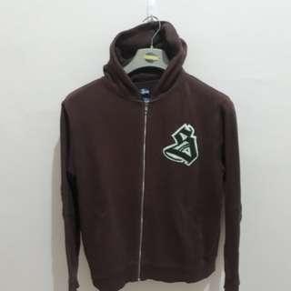 Zipper hoodie stussy