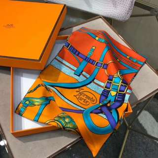 Hermes twilly 360