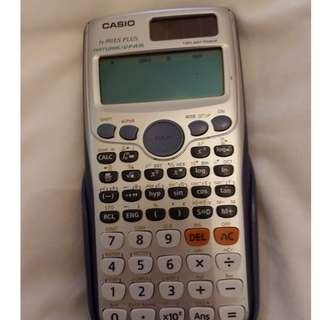 Casio Scientific Calculator Model : fx 991es plus