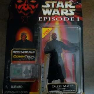 Star Wars Darth Maul Episode 1