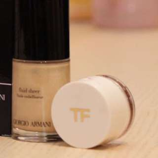 Tom Ford Cream and Powder Eye Color [03 Golden Peach]