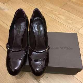 Louis Vuitton high heel shoes 36