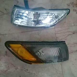Nissan S13 Silvia Left Front Corner Light