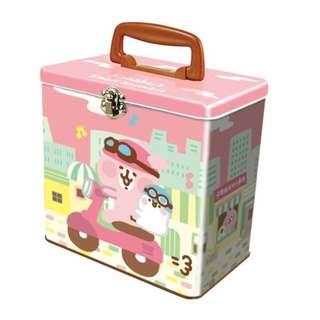 卡娜赫拉 Kanahei 森永精緻禮盒 (方盒)