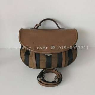 Excellent Like New Fendi Crossbody Bag
