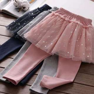 (新貨) 網紗leggings