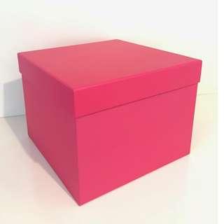 禮物盒/ 禮金箱 (桃紅色)