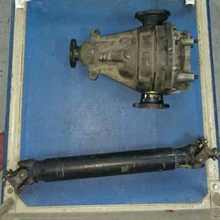 Nissan S13 180sx 200sx Differential with Helical LSD Core