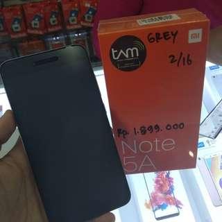 Xiaomi Redmi Note 5A bisa kredit