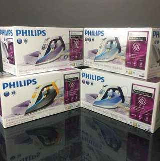 *BRAND NEW* PHILIPS PerfectCare Azur Steam Iron with Optimal Temp Technology