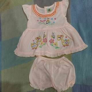NEW Baby Girl Dress Size S
