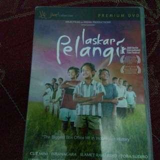 DVD Laskar Pelangi