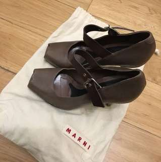 Marni High Heel shoes 37