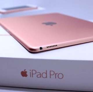 iPad Pro 10.5 (Gen 2) 98% new 64G Rose Gold (Wifi version)