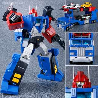 [FLASH SALE] TakaraTomy - Transformers Masterpiece MP-31 - Delta Magnus - Transformable Action Figure