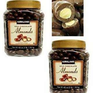 kirkland chocolate almond 1,35kg
