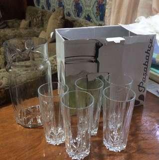 Pasabahçe Glassware Karat Set