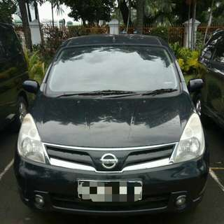 Nissan Grand Livina 1.5 Automatic Th 2011