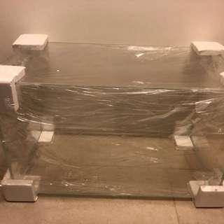 Crystal Glass Fish Tank 2FT