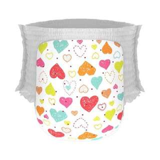 Popok Happy Diapers M30 baru
